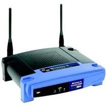 Access Point Linksys Wireless 802.11g 54mbps Wap54g