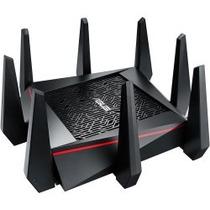 Roteador Asus Rt-ac5300 Triband Wireless Gigabit Lançamento