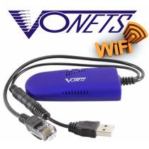 Adaptador Universal Wifi Vonets Vap11g Transforma Rj45-wifi