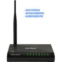 Roteador Wireless Intelbras Win240 500mw - Controle De Banda