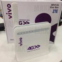 Modem 4g 3g Roteador Wifi Zte Mf253l Vivo Box Mf253 | 5% Off
