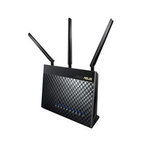 Roteador Asus Rt-ac68u Dual-band Wireless-ac1900 Gigabit