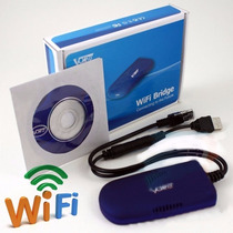 Internet Wifi Bridge Vonets Rj45,xbox,ps3,tv,receptor Digita