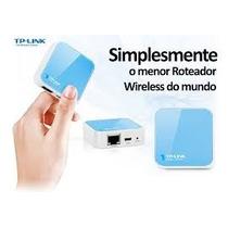 Roteador Nano Tp-link Tl-w702n 150mbps
