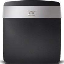 Roteador Wireless N 600 Mbps Dual Band Cisco Linksys E2500