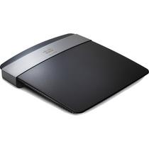 Roteador Wireless Wifi Com 4 Portas Linksys 300mbps E2500-br