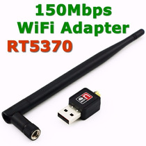 Adaptador Wireless Usb Wifi Placa Rede 150mbps Wi Fi Rt5370