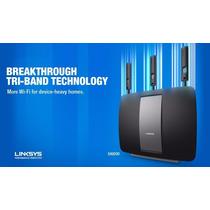 Roteador Linksys Ea9200 Tri-band Wireless Ac3200 - O Melhor