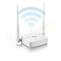 Roteador Wireless Router Multilaser 300mbps 2 Antenas Wifi