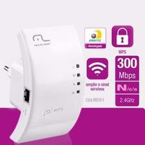 Repetidor Wireless Multilaser 300mbps