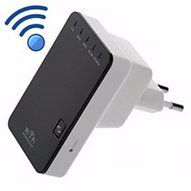 Repetidor Internet 300mb Expansor De Sinal Wireless Lan Wan
