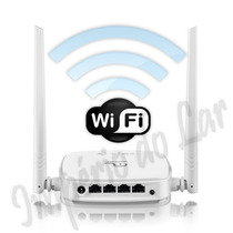 Roteador Wireless Multilaser Rede Sem Fio Wifi 300mbps