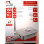 Roteador Multilaser Re072 -1antena 3g/4g Wireless-n 150mbps