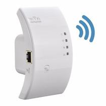 Repetidor Expansor Wifi Wireless Captador 300mbps Botão Wps