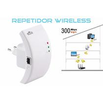 Ponto De Acesso Wireless Amplia Sinal Repetidor 300mbps Rj45