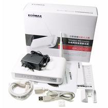 Roteador Alta Potencia 3g Wi Fi 150mbps Edimax Ultimo