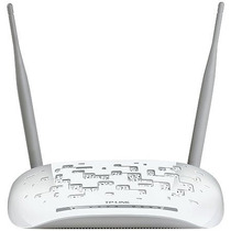 Modem Roteador Wireless Adsl+2 N 300mbps Td-w8961nd Tp-link
