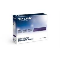 Roteador Load Balance Até 4 Links (wan) Tplink R470t+