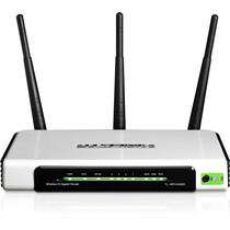Roteador Wireless Tp-link Tl-wr1043nd 300mbps Usb