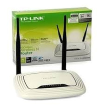 Roteador Wireless Sem Fio Tp-link Tl-wr841nd 300mbps 2antena