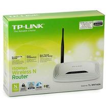 Roteador Tp-link Tl Wr 740n 150mbps