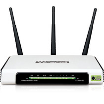 Roteador Tp-link Tl-wr941nd Wireless Nota Fiscal Emrpesa