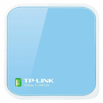 Roteador Tp-link Nano Wifi N 150mbps Tl-wr702n Frete Grátis