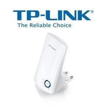 Repetidor De Sinal Wireless Amplificador 300mbps Tp-link