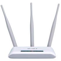Router Wifi Repetidor 3 Antenas 802.11g / B / N Wi-fi