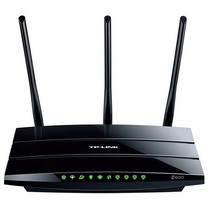 Roteador Wireless N600 Td-w8980 Tp-link Gigabit Dual Band