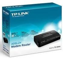 Modem Roteador Adsl2+ Tp´link Td-8816
