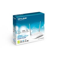 Modem Roteador Wireless N 300 Tp-link Td-w8961nd Tijuca