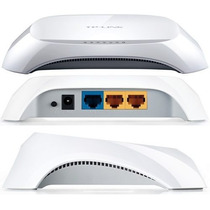 Roteador Wireless Tp-link Tl-wr 720n 150mbps 2 Portas Lan