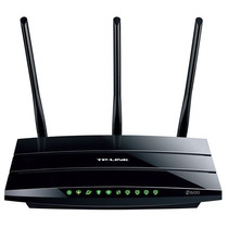 Roteador Wireles Dual Band N600 Adsl2+router+ Modem Td-w8980