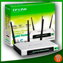 Roteador Wireless Tp-link Tl-wr1043nd 300mbps + Usb Storage