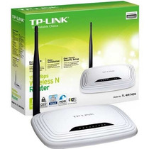 Wireless Ap/router Tp-link Tl-wr741nd 150mbps