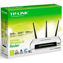 Roteador Wireless N 300mbps Tl-wr941nd
