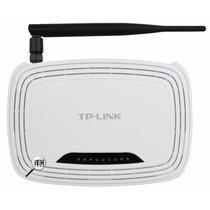 Roteador Tp-link Tl-wr 741nd Wireless 5dbi 4 Portas