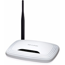 Roteador Wireless Tp-link Tl-wr741nd 150mbps