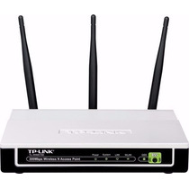 Repetidor Access Point Tp-link Tl-wa 901nd 300mbps Mac - Sc