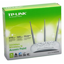 Tp-link Access Point Repetidor Tl-wa901nd Ponto De Acesso