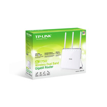 Roteador Tp Link Wireless Dual Band Archer C8 Router Ac1750