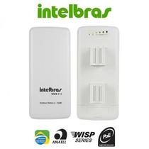 Cpe/nano 2.4ghz Intelbras Wog212 500mw 12dbi Atheros Outdoor