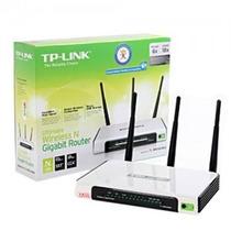 Roteador Wireless N Gigabit C\ Usb Tp Link Tl-wr 1043nd 300m