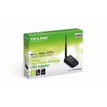 Adaptador Usb High Power Wireless N 150mbps Tl-wn7200nd Tp-®