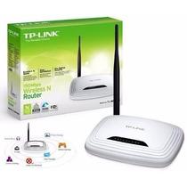 Roteador Tp-link Tl-wr740n Wireless N 5dbi 150mpbs Wi-fi