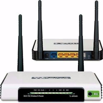 Roteador 3g Tp-link Wireless 300mbps Tl-mr3420 Wifi 2 Antena