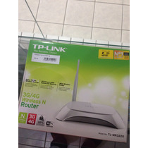 Roteador Tp Link 3g/4g Wireless Router