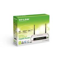 Roteador Tp-link Tl-wr1042nd 300mbps Gigabit Wireless N Novo