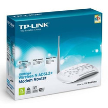 Modem + Roteador Wireless Adsl2 N 150mbps Td-w8951nd Tp-link
